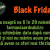 Black Friday la www.farmaciaardealul.ro